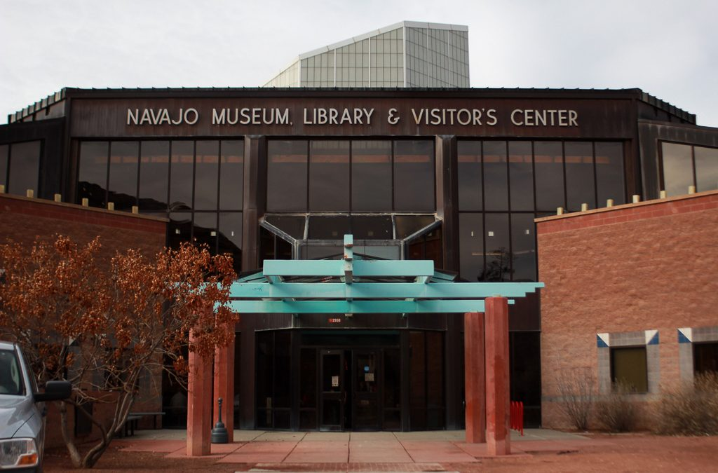 A visit to the Navajo Nation Museum